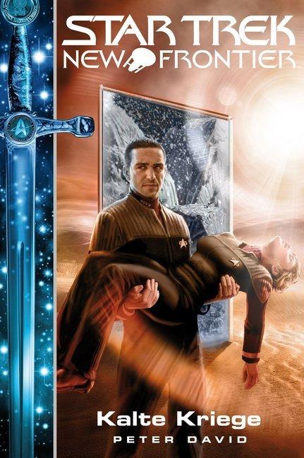 Star Trek - New Frontier 10 als Taschenbuch von Peter David, Martin Frei