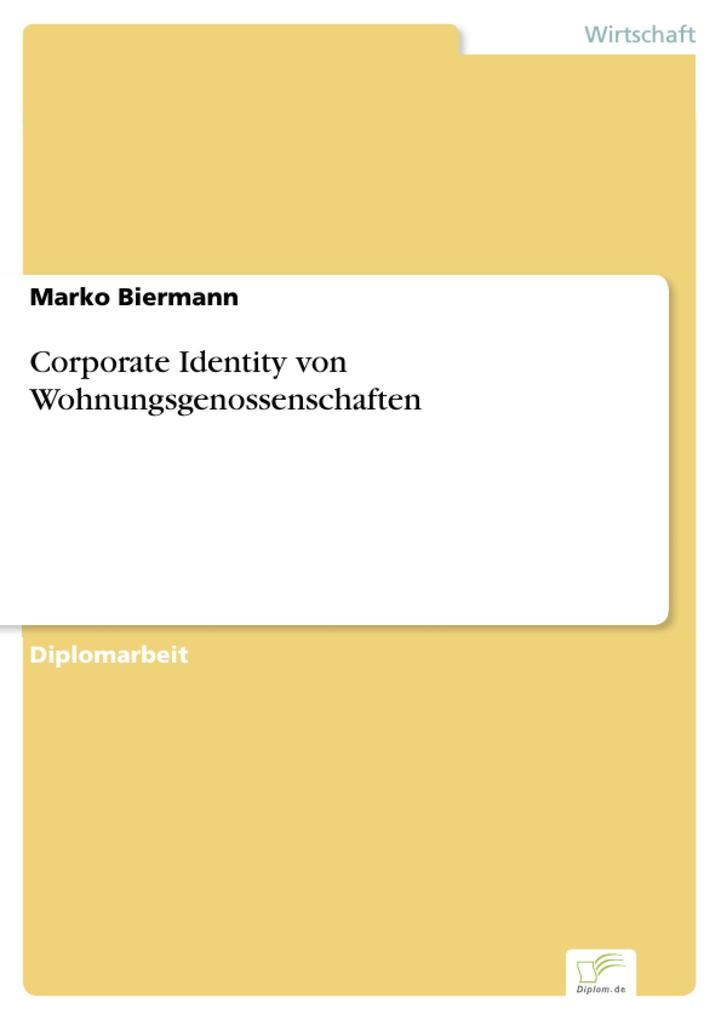 Corporate Identity von Wohnungsgenossenschaften...