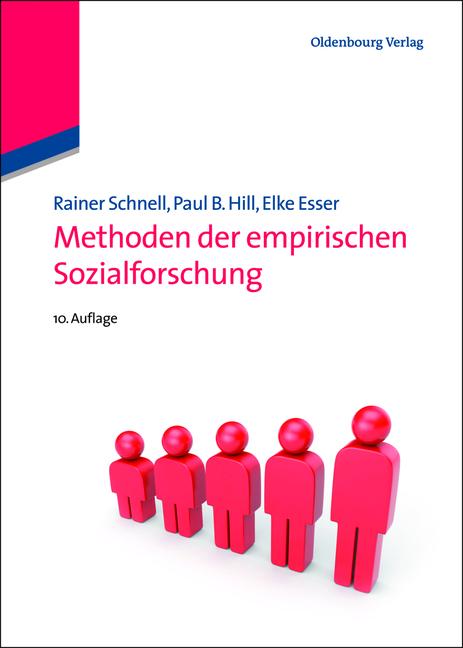 Methoden der empirischen Sozialforschung als Buch von Rainer Schnell, Paul B. Hill, Elke Esser
