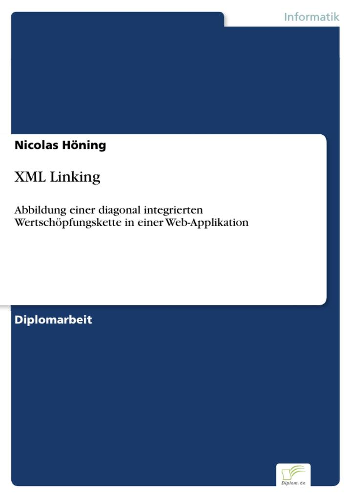 XML Linking als eBook von Nicolas Höning