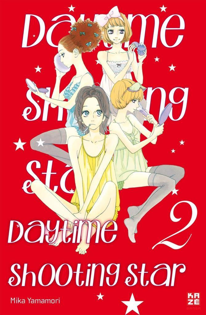 Daytime Shooting Star 02 als Taschenbuch von Mika Yamamori