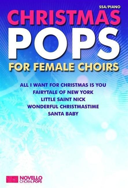 Christmas Pops! for Female Choirs als Taschenbuch von