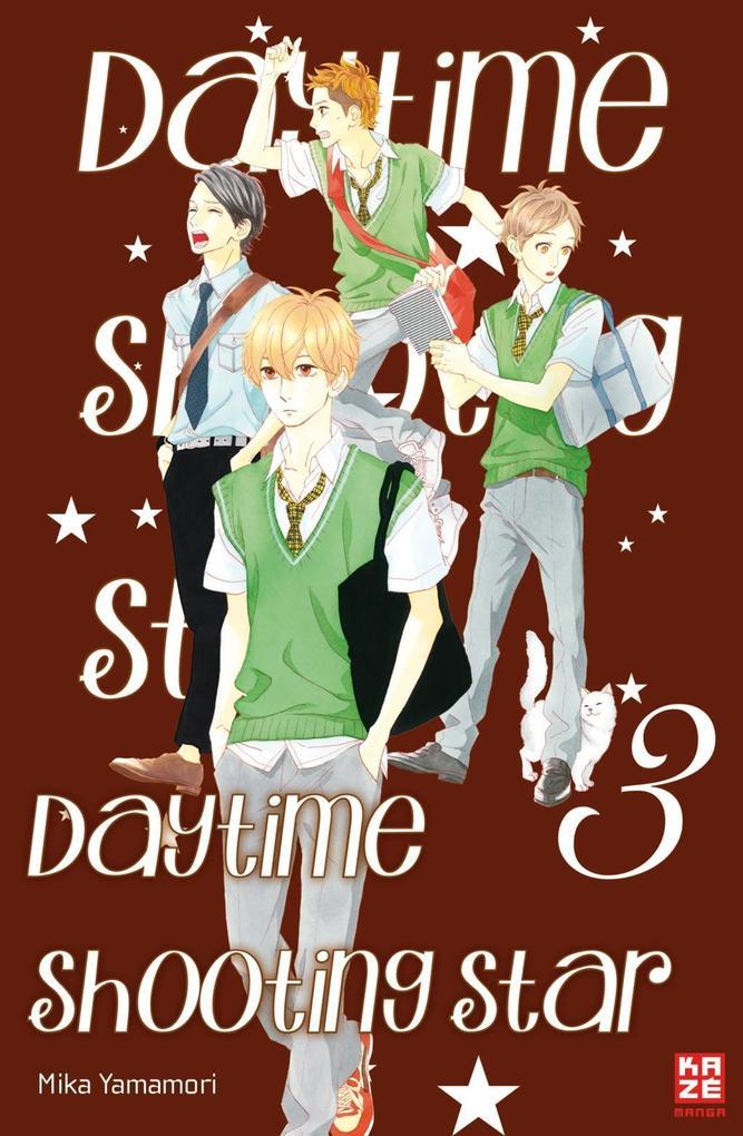 Daytime Shooting Star 03 als Taschenbuch von Mika Yamamori