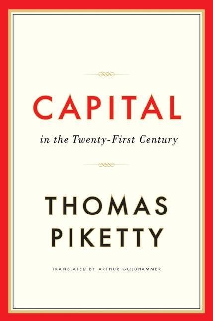 Capital in the Twenty-First Century als Buch von Thomas Piketty