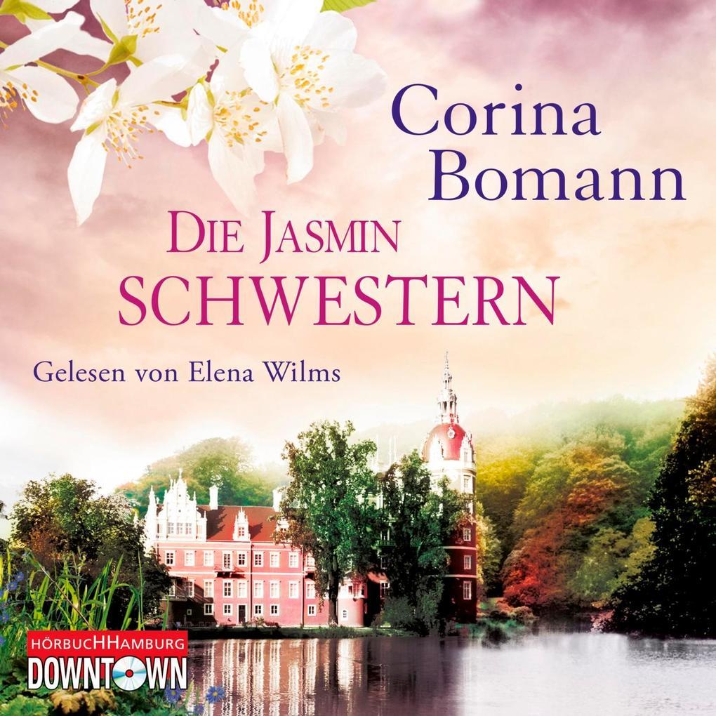 Die Jasminschwestern als Hörbuch CD von Corina Bomann