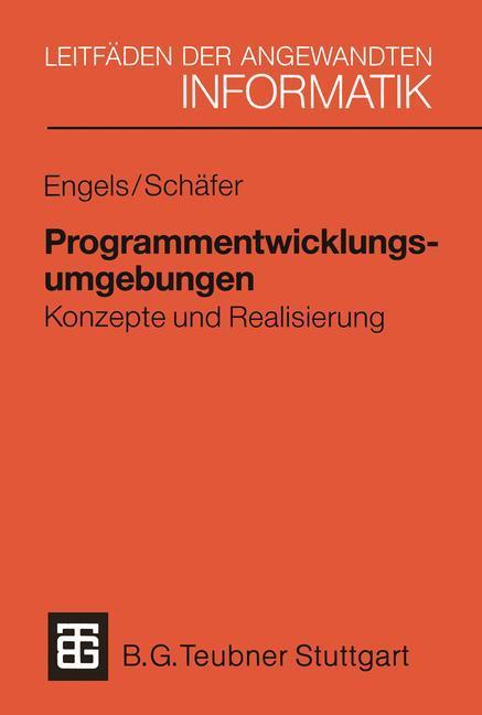 Programmentwicklungsumgebungen als Buch von Gre...