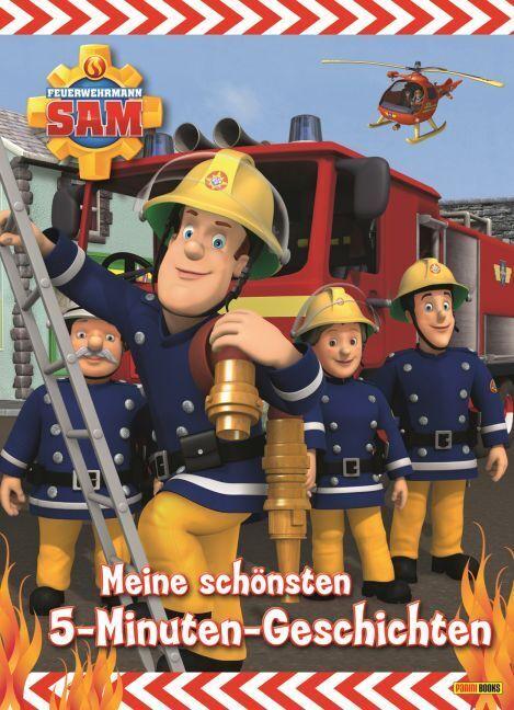 Feuerwehrmann Sam: Meine schönsten 5-Minuten-Geschichten als Buch von