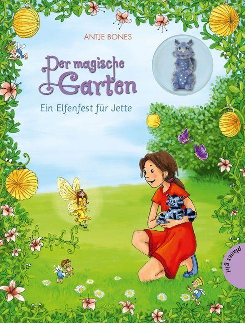 Der magische Garten 03 als Buch von Antje Bones