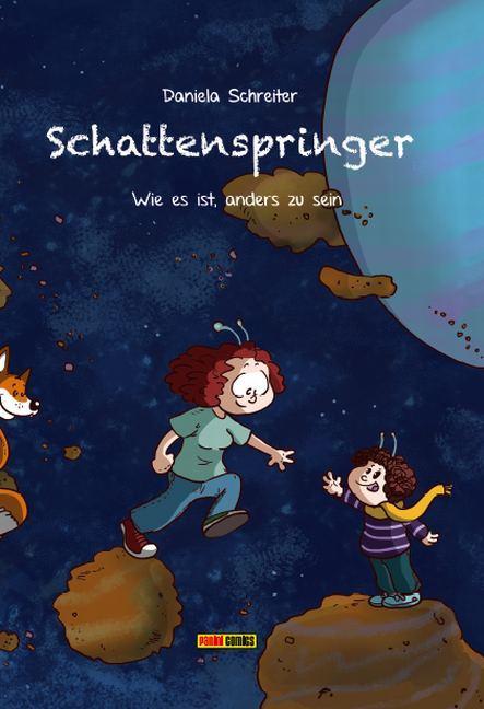 Schattenspringer als Buch von Daniela Schreiter
