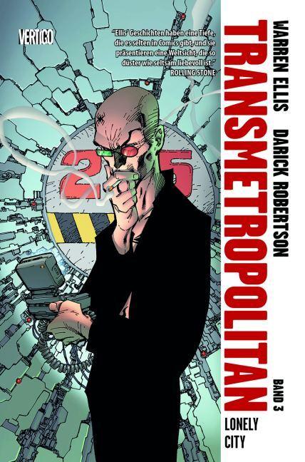 Transmetropolitan 03 als Buch von Warren Ellis