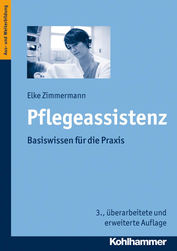 Pflegeassistenz als Buch von Elke Zimmermann