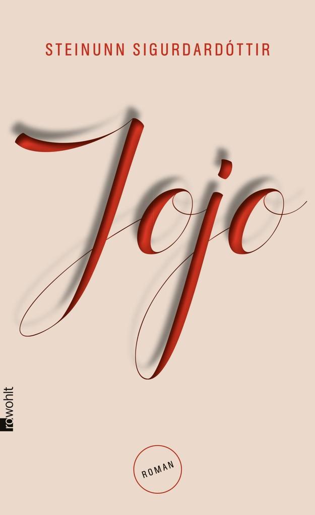 Jojo als Buch von Steinunn Sigurdardóttir