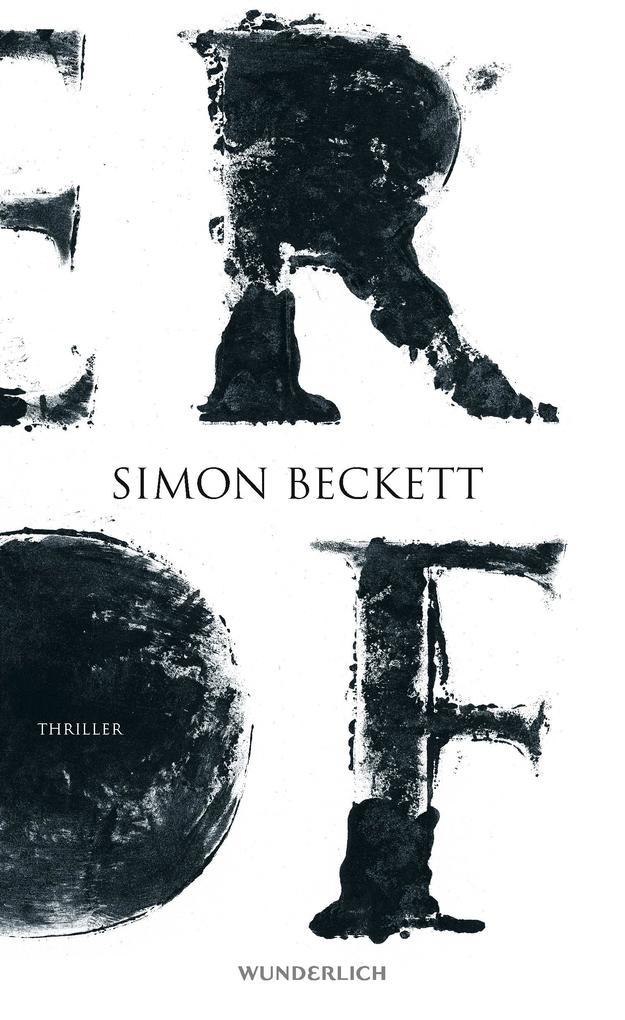 Der Hof als Buch von Simon Beckett