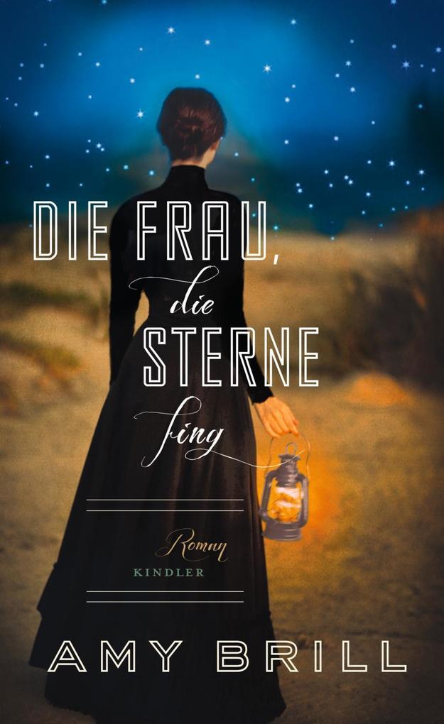 Die Frau, die Sterne fing als Buch von Amy Brill
