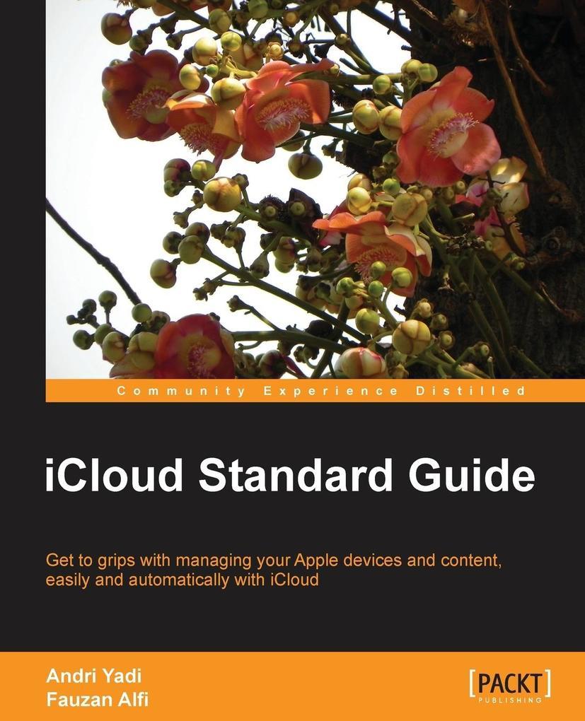 iCloud Standard Guide als Taschenbuch von Fauzan Alfi