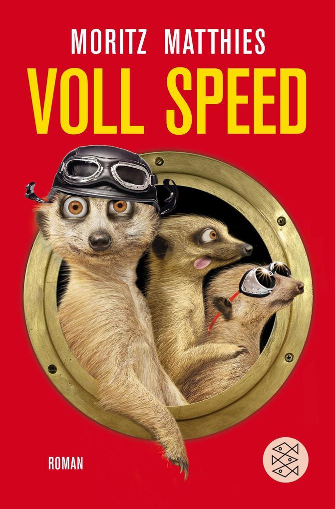 Voll Speed als Taschenbuch von Moritz Matthies