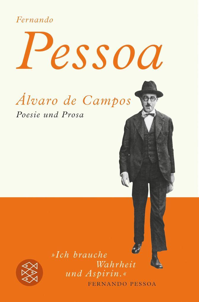 Álvaro de Campos als Taschenbuch von Álvaro de Campos, Fernando Pessoa