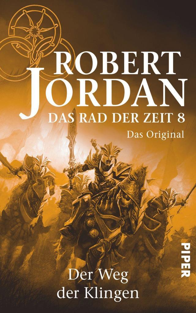 Das Rad der Zeit 08. Das Original als Buch von Robert Jordan