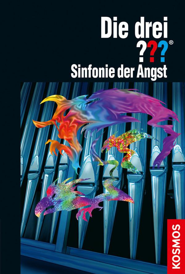 Die drei ??? Sinfonie der Angst (drei Fragezeichen) als Buch von Kari Erlhoff, Kai Schwind