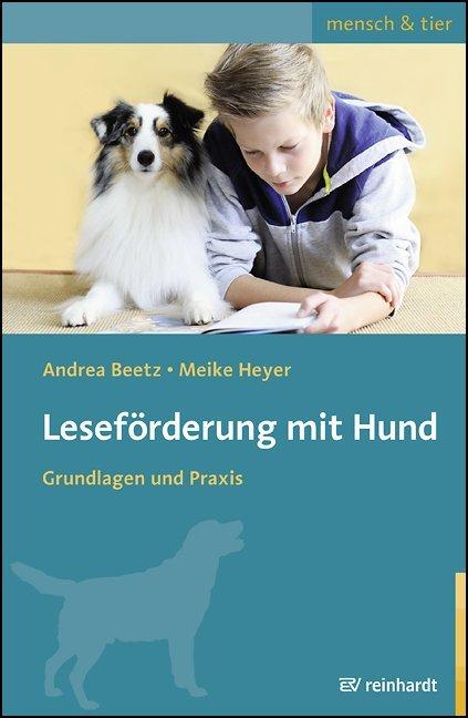 Leseförderung mit Hund als Buch von Andrea Beetz, Meike Heyer