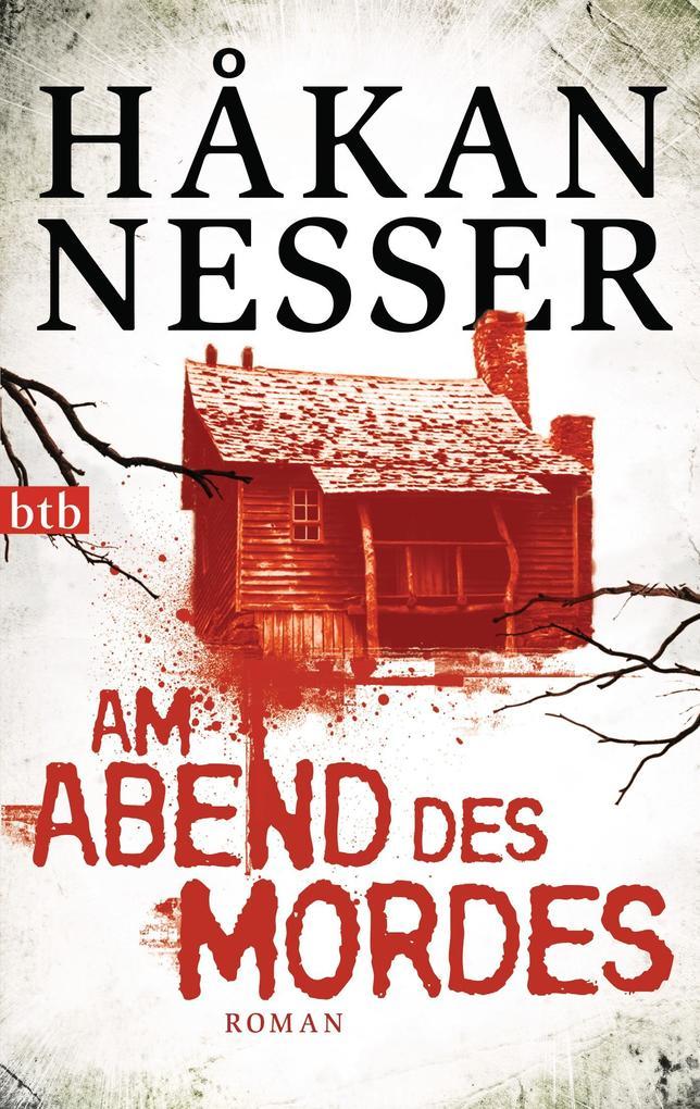 Am Abend des Mordes als Taschenbuch von Håkan Nesser