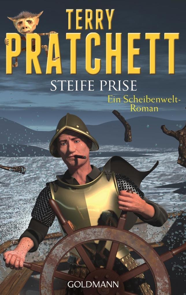 Steife Prise als Taschenbuch von Terry Pratchett