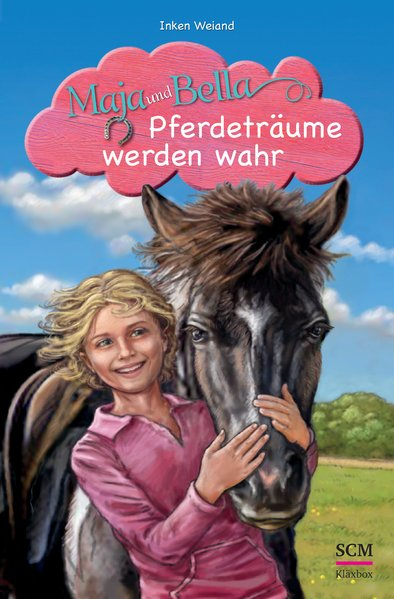 Maja und Bella 01 - Pferdeträume werden wahr als Buch von Inken Weiand
