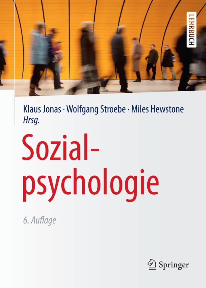 Sozialpsychologie als Buch von