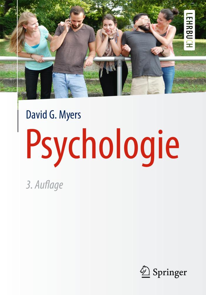 Psychologie als Buch von David G. Myers