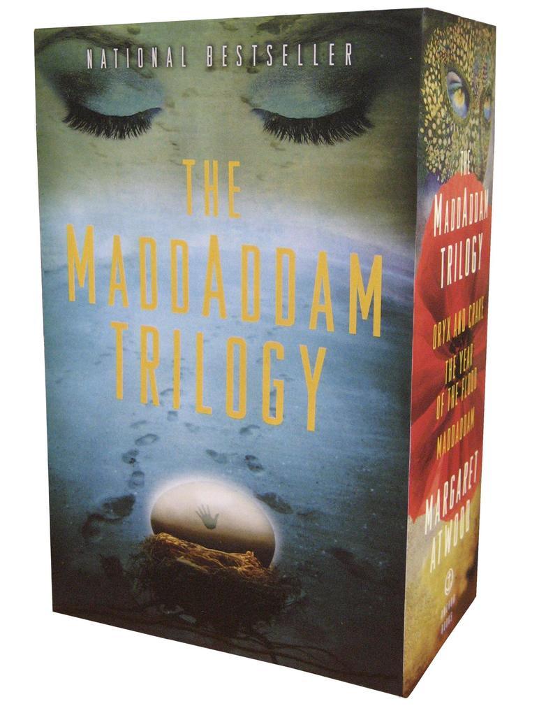 Maddaddam Trilogy Box als Buch von Margaret Atwood