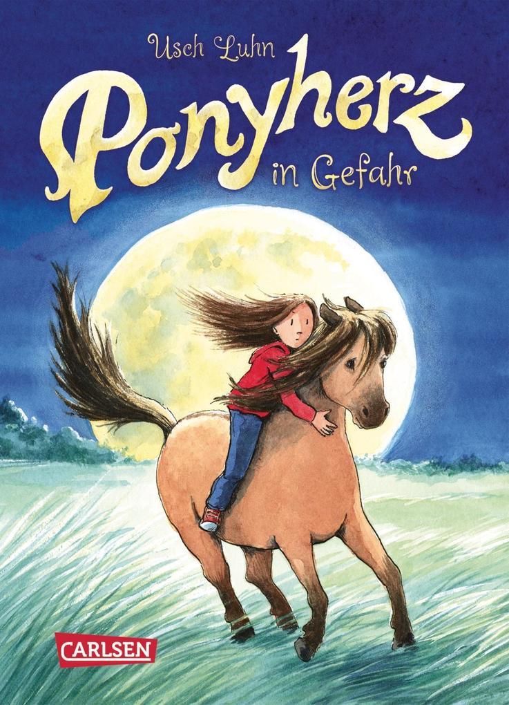 Ponyherz 02: Ponyherz in Gefahr als Buch von Usch Luhn
