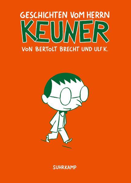Geschichten vom Herrn Keuner als Taschenbuch von Ulf K., Bertolt Brecht