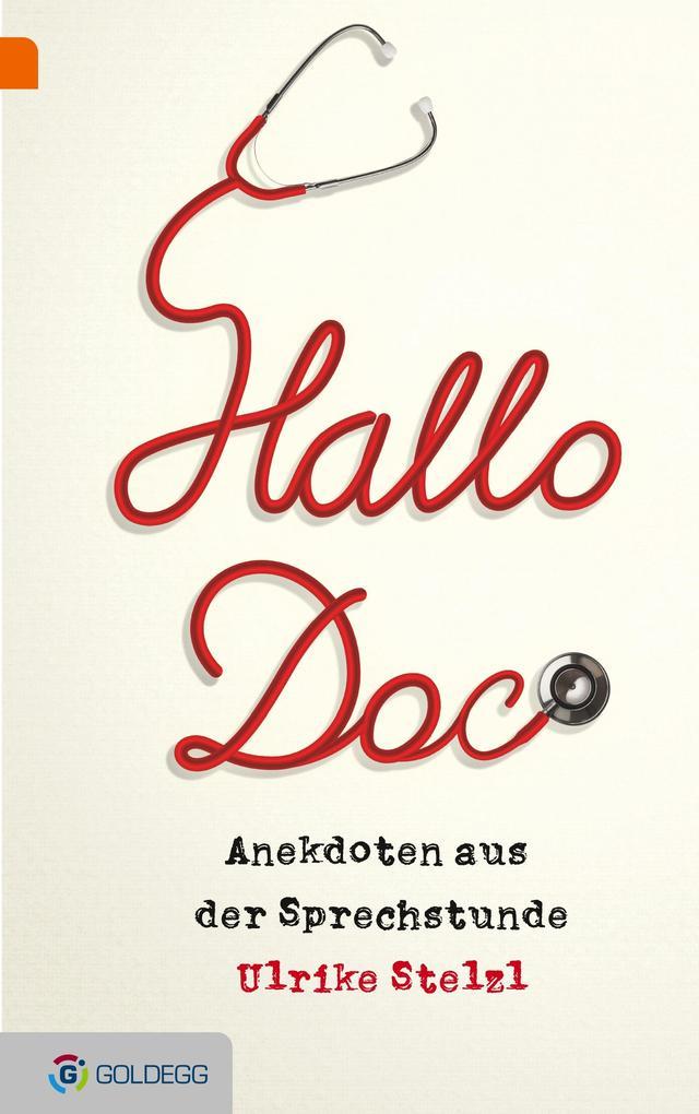 Hallo Doc! als Buch von Ulrike Stelzl