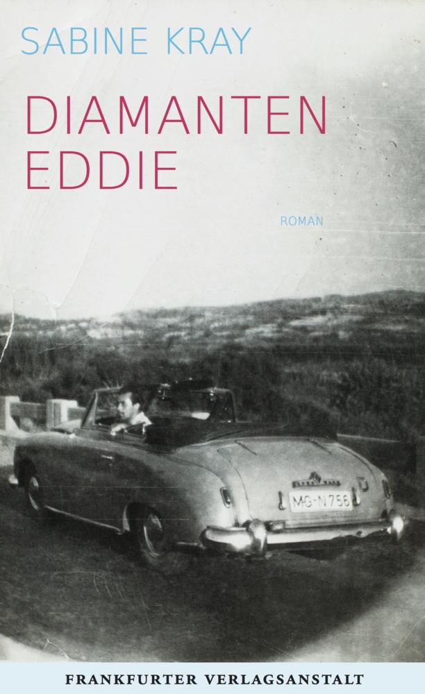 Diamanten Eddie als Buch von Sabine Kray