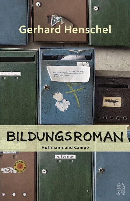Bildungsroman als Buch von Gerhard Henschel