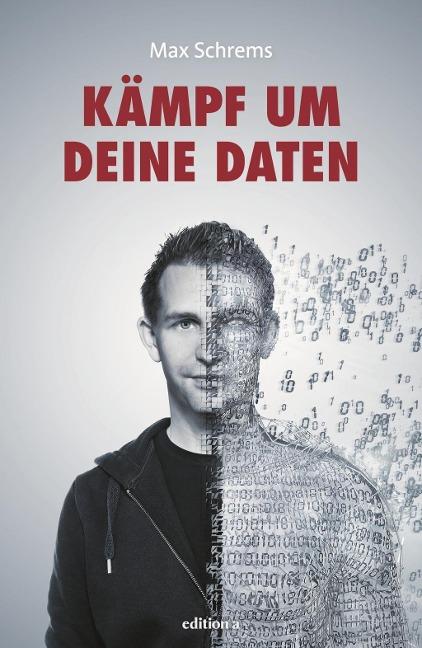 Kämpf um deine Daten als Buch von Max Schrems