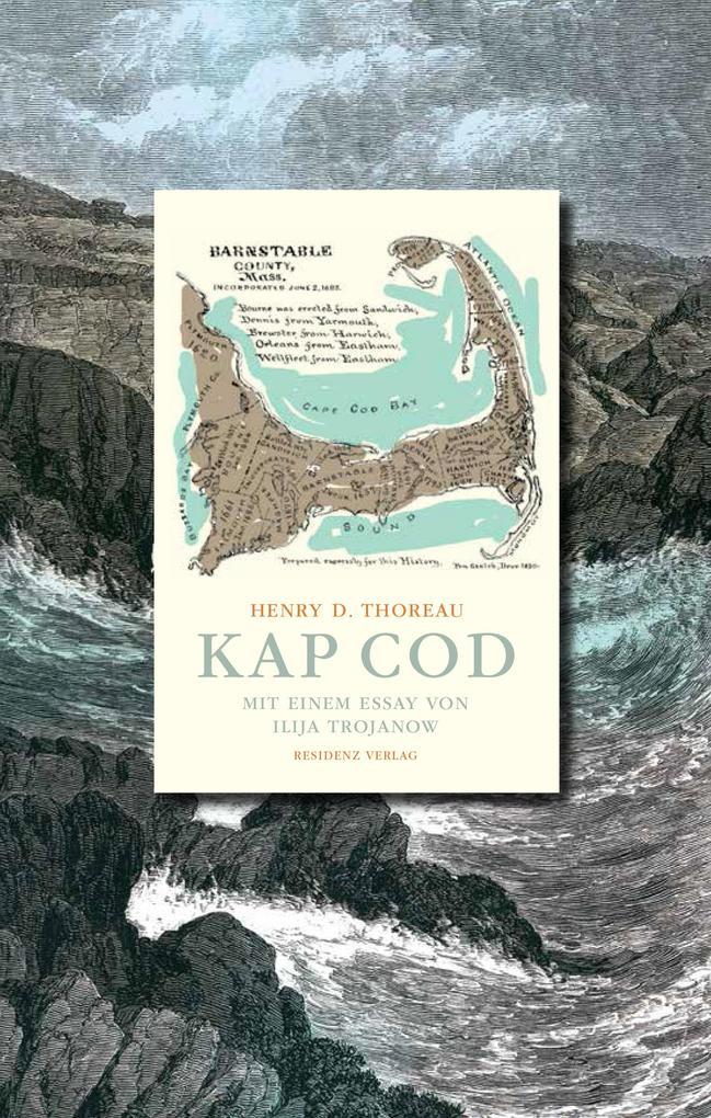 Kap Cod als Buch von Henry David Thoreau