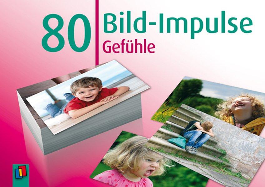 80 Bild-Impulse: Gefühle als Buch von