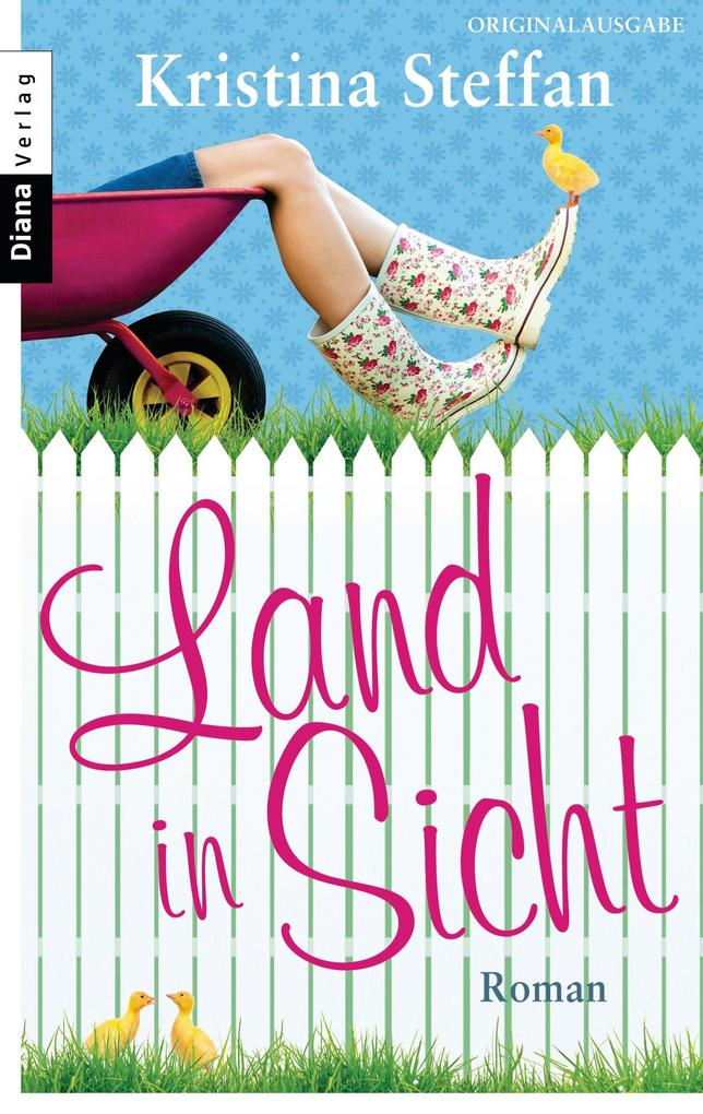 Land in Sicht als eBook von Kristina Steffan