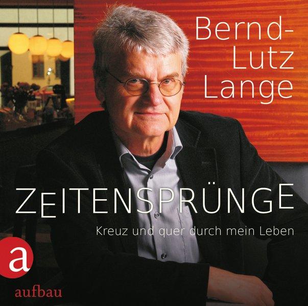 Zeitensprünge als Hörbuch CD von Bernd-Lutz Lange