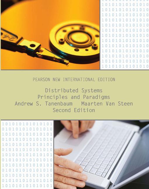 Distributed Systems als Buch von Andrew S. Tanenbaum, Maarten van Steen