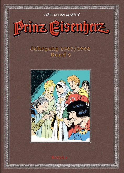 Prinz Eisenherz. Murphy-Jahre / Jahrgang 1987/1988 als Buch von
