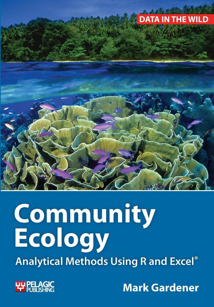 Community Ecology als Taschenbuch von Mark Gard...