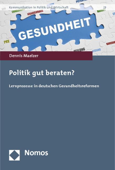Politik gut beraten? als Buch von Dennis Maelzer