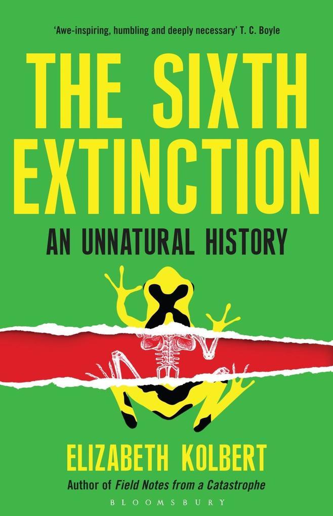 The Sixth Extinction als eBook von Elizabeth Kolbert