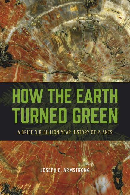 How the Earth Turned Green als Taschenbuch von Joseph E. Armstrong