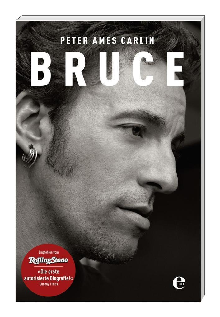 Bruce als Buch von Peter Ames Carlin