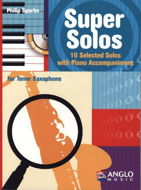 Super Solos als Buch von Philip Sparke