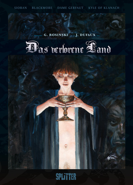 Das verlorene Land - Gesamtausgabe als Buch von Jean Dufaux, Grzegorz Rosinski