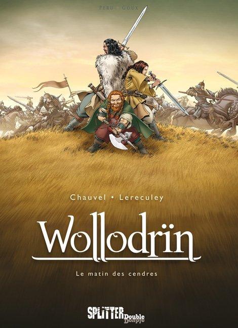 Wollodrin 01. Der Morgen der Asche als Buch von David Chauvel, Jérôme Lereculey